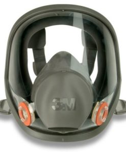 3M 6700S FULL FACE MASK SMALL
