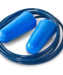 CORDED DETECTABLE EAR PLUGS (PACK OF 200)