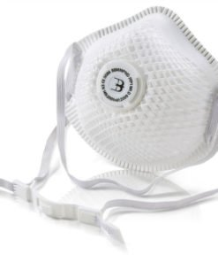 P1 PREMIUM MESH MASK VALVED (PACK OF 10)