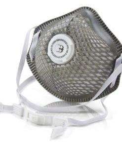 P2 PREMIUM CHARCOAL MESH MASK VALVED (PACK OF 10)