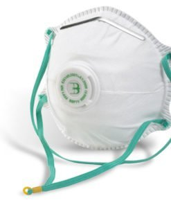 P1 MASK VALVED (PACK OF 10)