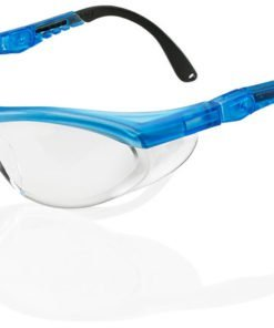 UTAH SAFETY SPECTACLES - BLUE