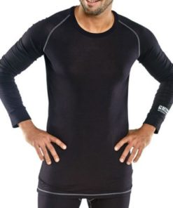 BASE LAYER VEST LONG SLEEVES