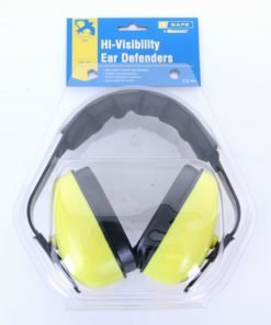 HI-VISIBILITY SUPERIOR EAR DEFENDERS