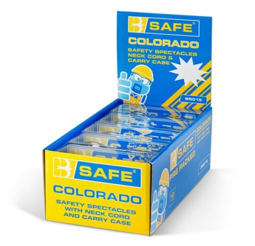 COLORADO SPECTACLES POINT OF SALE DISPLAY BOX