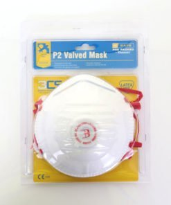 PRE-PACKED P2 VALVED MASK