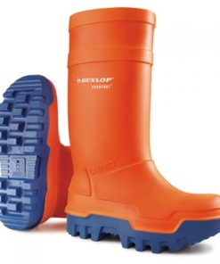 THERMO PLUS WELLINGTONS ORANGE