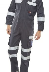 ARC COMPLIANT COVERALL NAVY