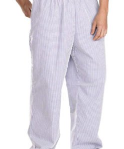 CHEF'S TROUSERS SMALL CHECK