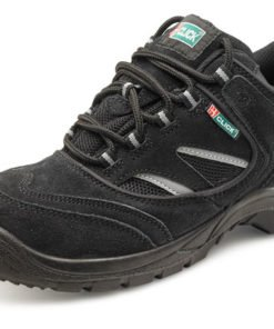 DUAL DENSITY TRAINER SHOES BLACK