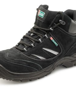 DUAL DENSITY TRAINER BOOTS BLACK