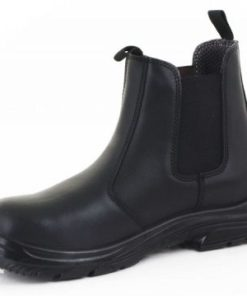 DUAL DENSITY BLACK DEALER BOOTS