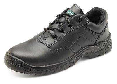 COMPOSITE DUAL DENSITY NON METALLIC BLACK SHOES