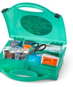 BS 8599-1 COMPLIANT FIRST AID KIT SMALL