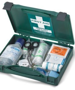 BS 8599-1 COMPLIANT FIRST AID TRAVEL KIT