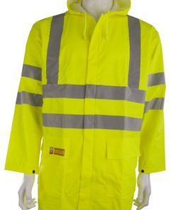 ANTI STATIC JACKET FLAME RETARDANT