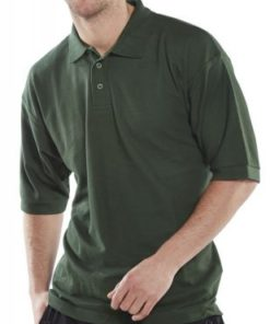 POLO SHIRT WITH SIDE VENTS
