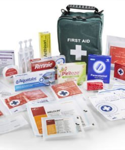 MEDICAL TRAVEL ESSENTIALS FIRST AID KIT