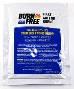 BURNS DRESSING 30x30CM