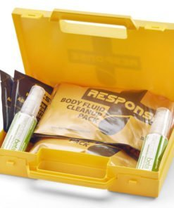 2 APPLICATION BODY FLUID SPILL KIT