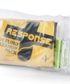 ONE APPLICATION BODY FLUID SPILL KIT