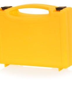 YELLOW SHARPS CASE