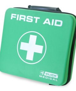 'FEVA' first aid cases are a high quality soft case