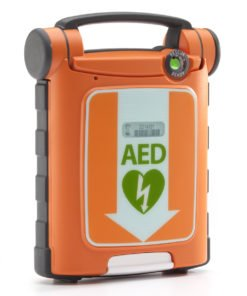 G5 AED DEFIBRILLATOR FULLY AUTOMATIC WITH PADS AND EXTRAS