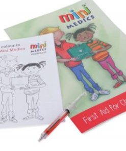 FIRST AID FOR CHILDREN LEARNING PACK
