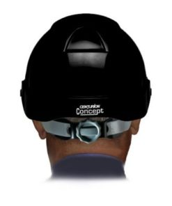 CONCEPT ROOFER REDUCED PEAK SAFETY HELMET