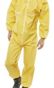 MICROPOROUS TYPE 3/4/5/6 DISPOSABLE COVERALL