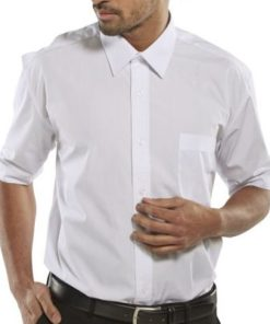 CLASSIC SHIRT SHORT SLEEVES WHITE