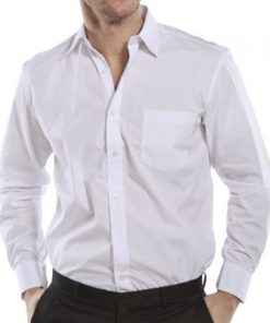 CLASSIC SHIRT LONG SLEEVES WHITE