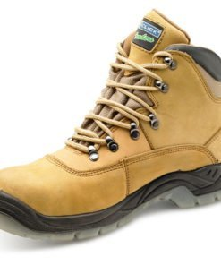 STEEL TOE CAP THINSULATE BOOTS NUBUCK