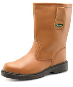 THINSULATE TAN RIGGER BOOTS