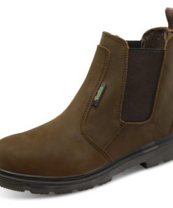 DEALER BOOTS BROWN