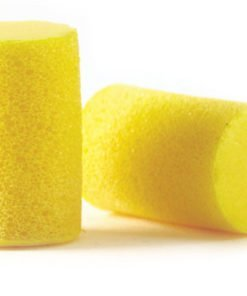 CLASSIC FOAM EARPLUGS (BOX OF 250)
