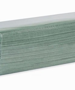 ESFINA C-FOLD 1 PLY GREEN TOWELS