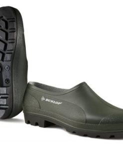 GREEN WELLIE SHOES