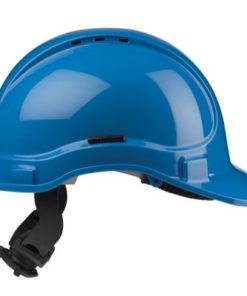 ELITE VENTED SAFETY HELMET WITH INTEGRATED RAIN GUTTER