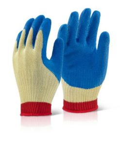 KEVLAR LATEX COATED PALM GLOVES