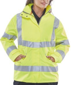 LADIES HI VIS JACKET