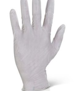 LATEX DISPOSABLE EXAMINATION GLOVES