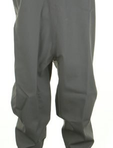 PVC CHEST WADER GREEN
