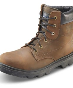 SHERPA BOOTS BROWN