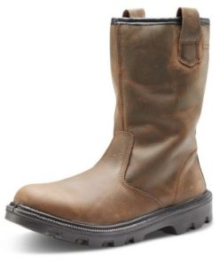 SHERPA RIGGER BOOTS BROWN