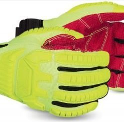 CLUTCH GEAR HIVIS GLOVES