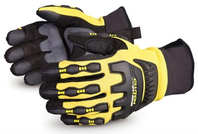 CLUTCH GEAR FULLY LINED GLOVES