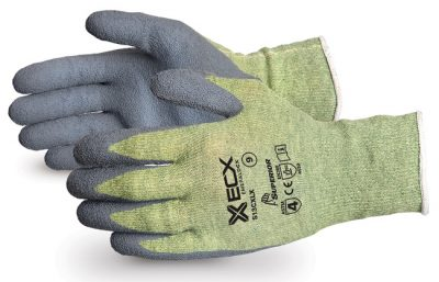 EMERALD LATEX PALM GLOVES