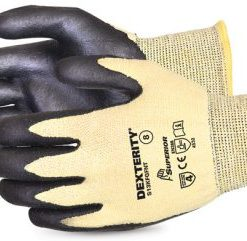 DEXTERITY NITRILE PALM GLOVES